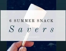Cheap snack ideas