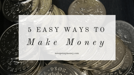 How to make money easily