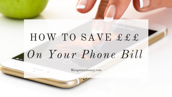 Save Money On Your Phone Bill