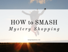 How to get the most out of mystery shopping