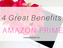 What's included in Amazon Prime