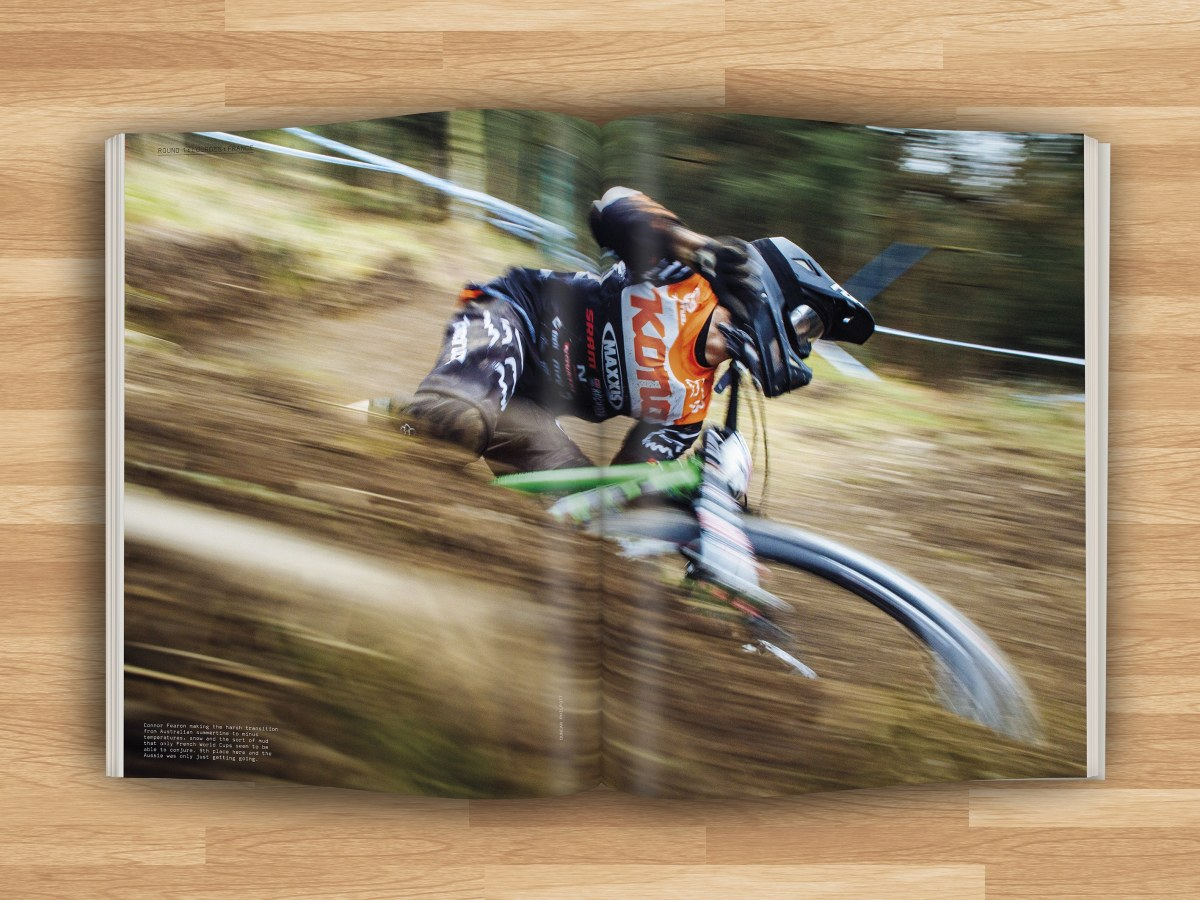 UCI DH World Cup Lourdes 2016