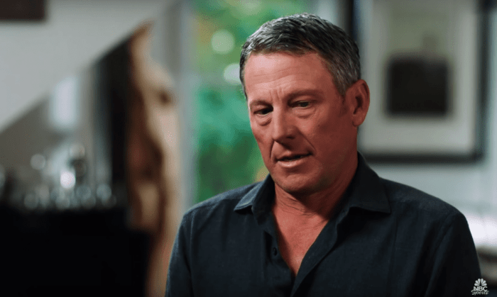 Lance Armstrong 2019 Interview