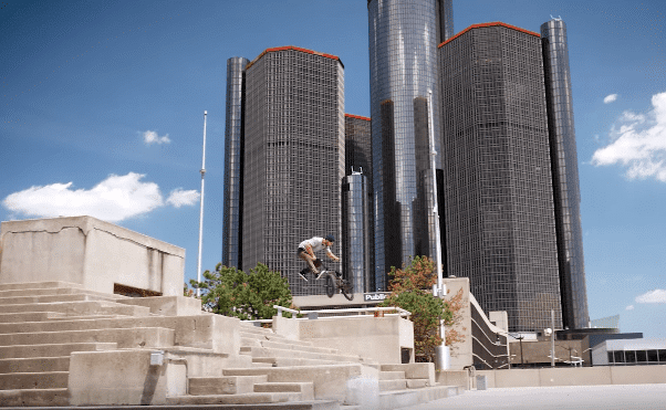 Cinema BMX: Motor City Cinema