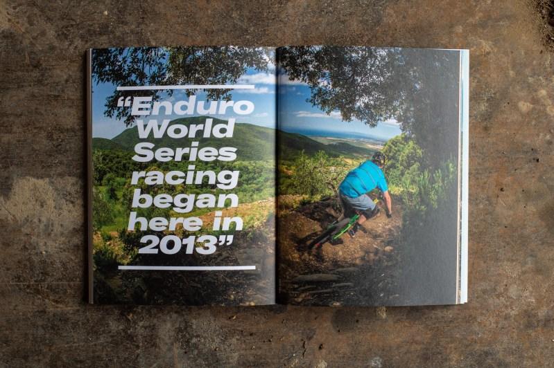 Punta Ala mountain bike guide book