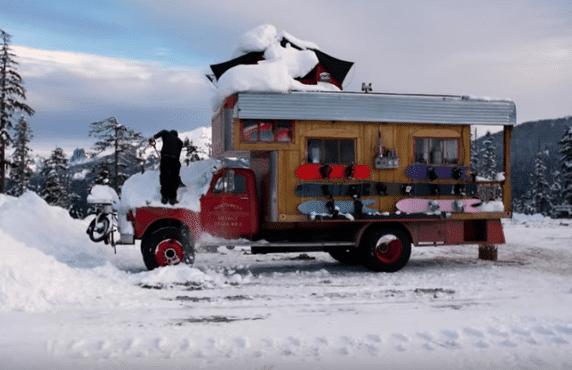 Austin Smith Fire Truck — dream trip