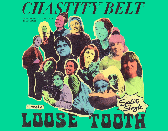 Toot: Chastity Belt, Lonely