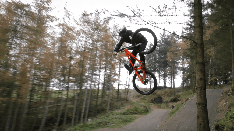 Tea & Biscuits mountain bike film