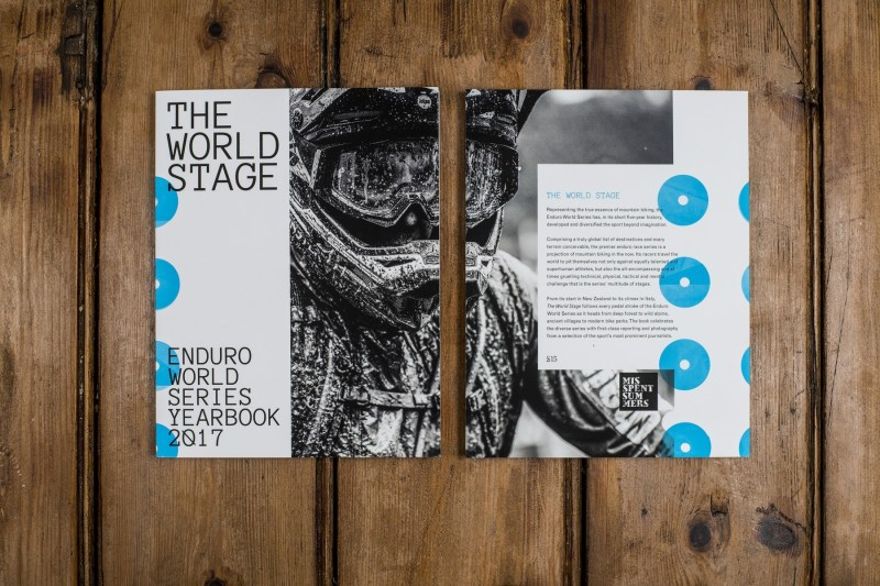 Enduro World Series book