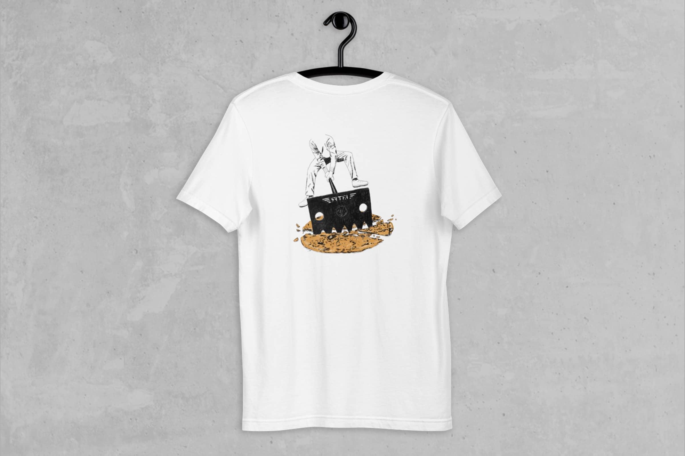 BTR + Tea & Biscuits T-shirt