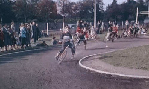 History Lesson: 1955 Cycle Speedway