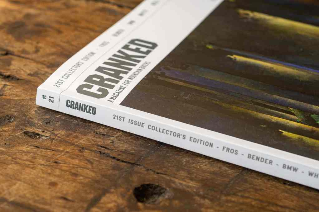 Cranked Magazine Issue 20
