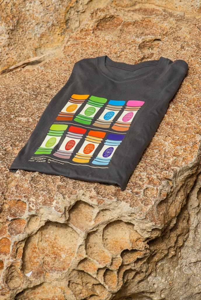 Misspent Summers t-shirt