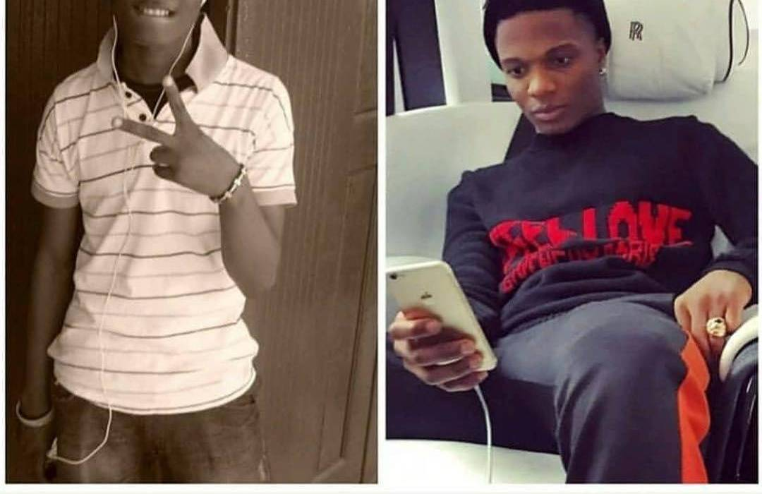 Wizkid states the difference between how he has born vs how he'll die