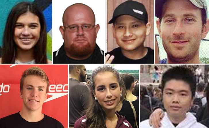 First victims of the Florida high school shooting