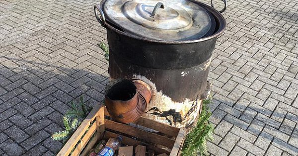 Police hunt two 'witches' who dropped woman in boiling water