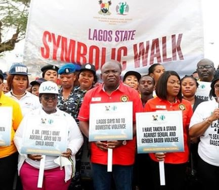 Governor Ambode pushes for 25-years imprisonment for every perpetrator of domestic violence