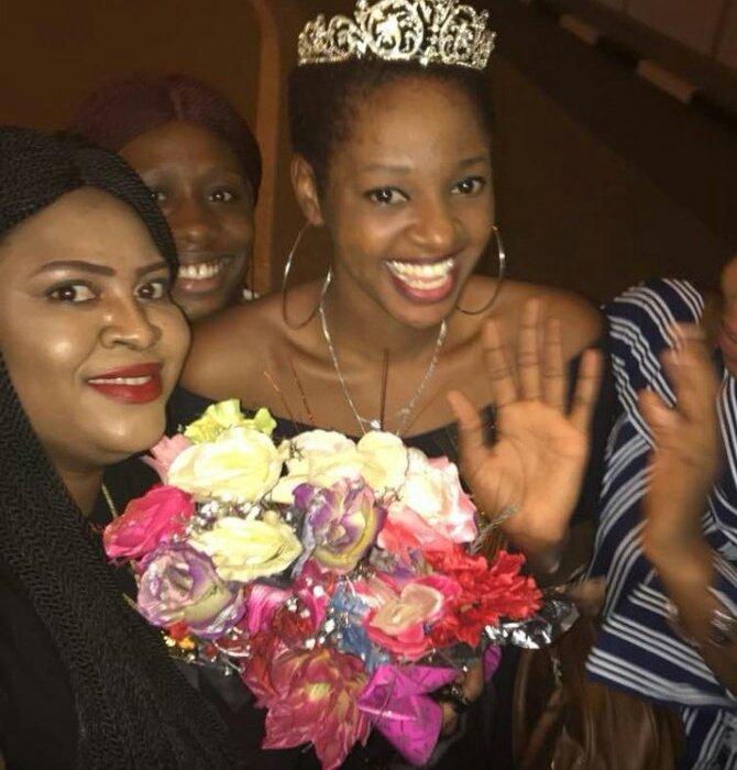 #BBNaija Evicted housemates Angel and Ahneeka arrive Nigeria
