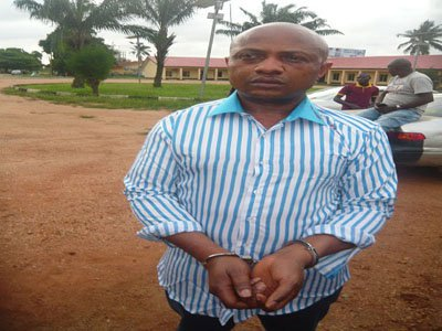 Why kidnap attempt on Young Shall Grow Motors boss by Evans failed'