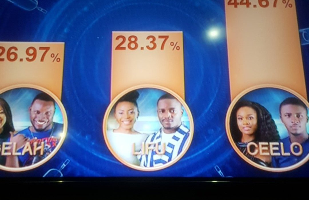 #BBNaija -See how Nigerians voted for their favourite pairs this week