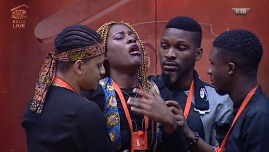 #BBNaija My biggest regret is crying when Leo was evicted – Alex
