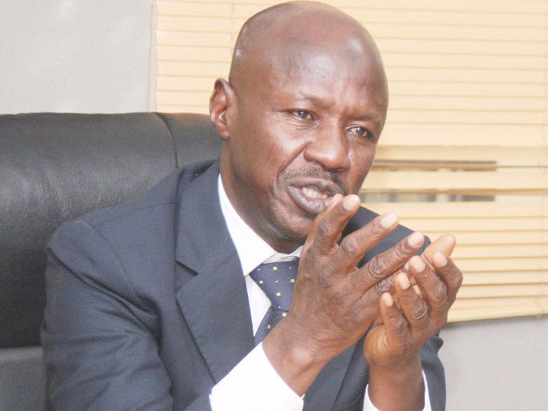 I did not go for Buhari's re-election gathering – Ibrahim magu