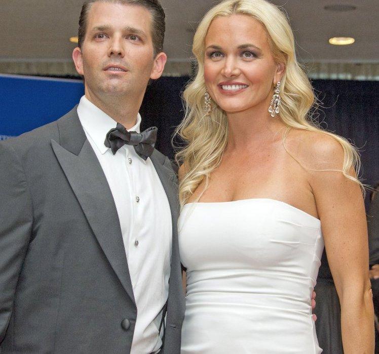 Donald Trump Jr. and wife Vanessa 'set to divorce'