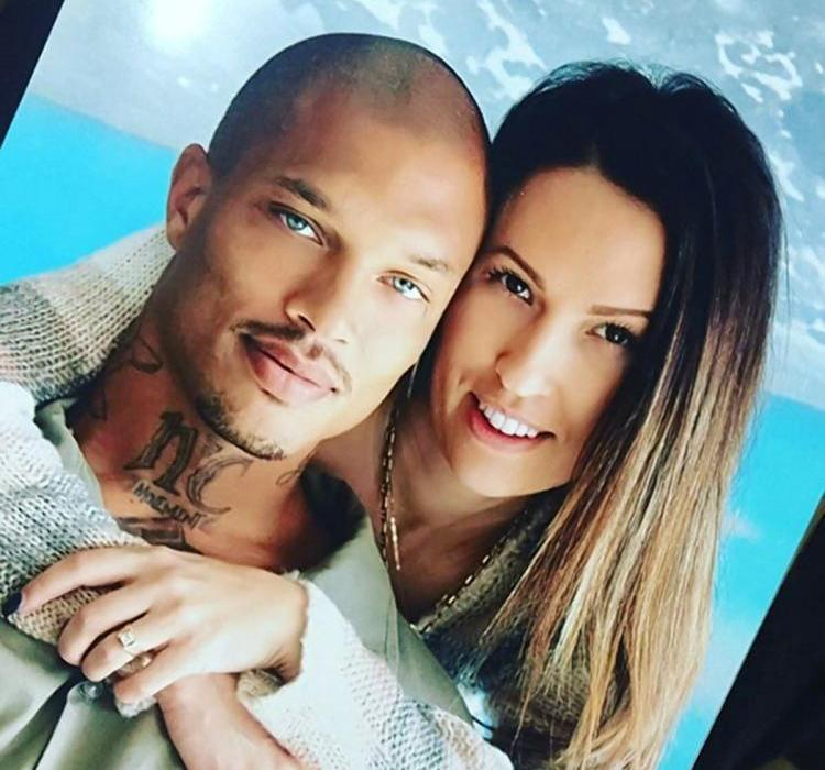Jeremy Meeks begs court to dissolve his marriage quickly