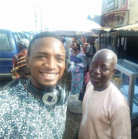 Taxi driver returns forgotten bundle of money, collects just N1k as reward