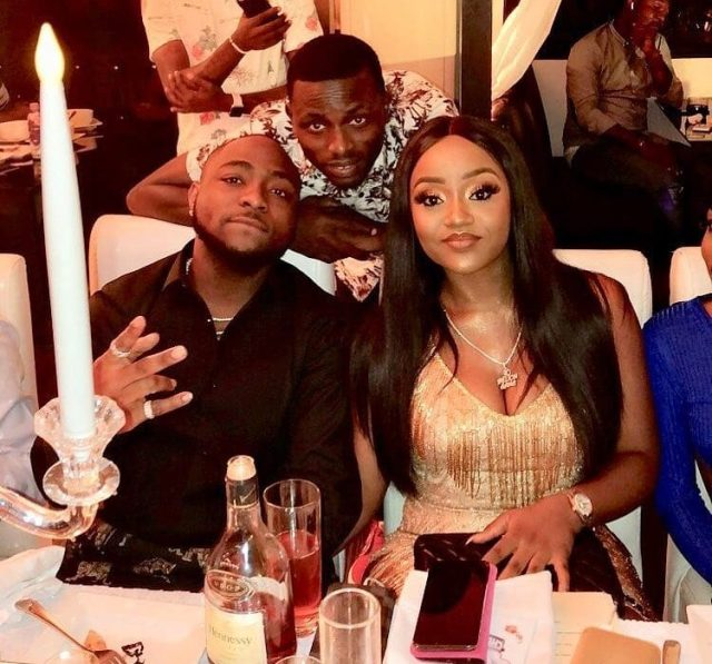 Davido buys Chioma a N45m Porsche as birthday gift