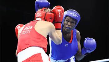 Commonwealth Games: Nigerian boxer Oriyomi abandons fight
