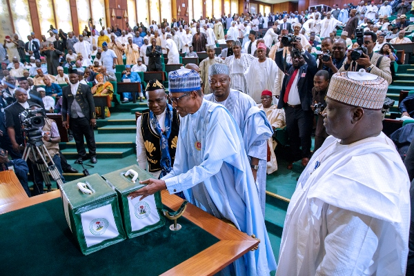 Senate passes 2018 Budget of N9.12 trillion