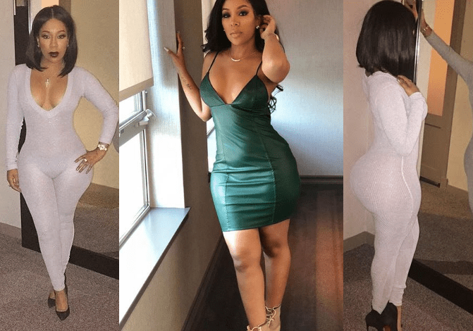 K Michelle fully recovers from butt surgery removal complications