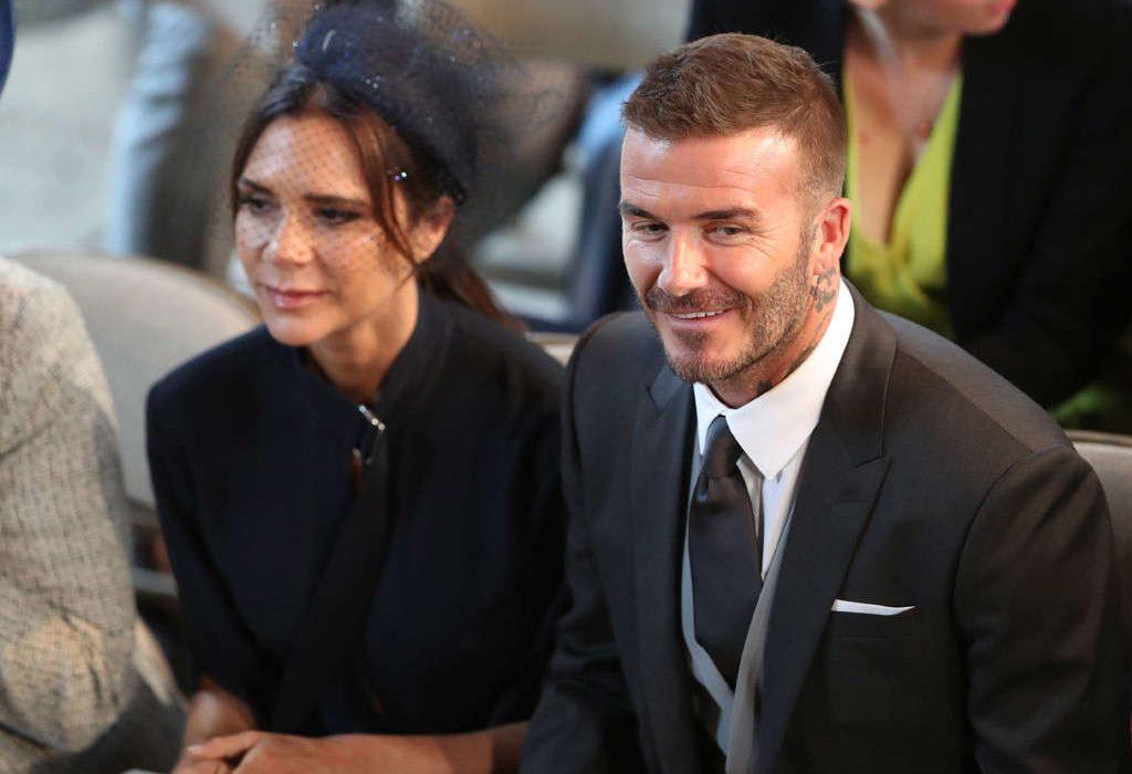 Victoria and David Bekham shut down divorce rumours