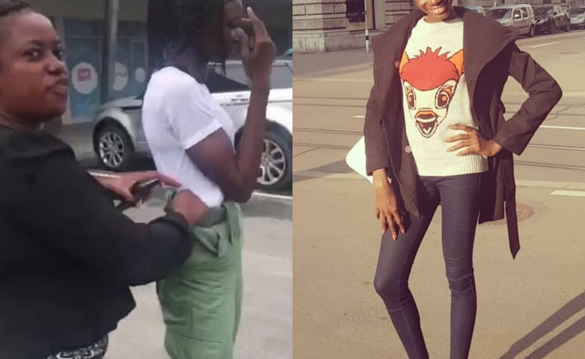 Female corper disgraced over stolen iPhone speaks