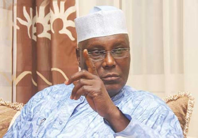 Should I be elected as president come 2019, I am ready to sign this undertaking for the people of Nigeria – Atiku Abubakar