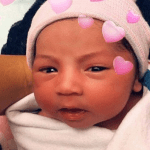 See first photo of Cardi B's new born