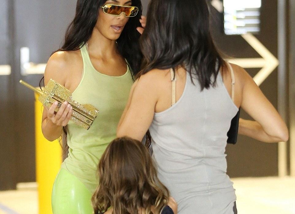 Kim Kardashian slams Kourtney's ex Younes Bendjima over flirty pics with another lady