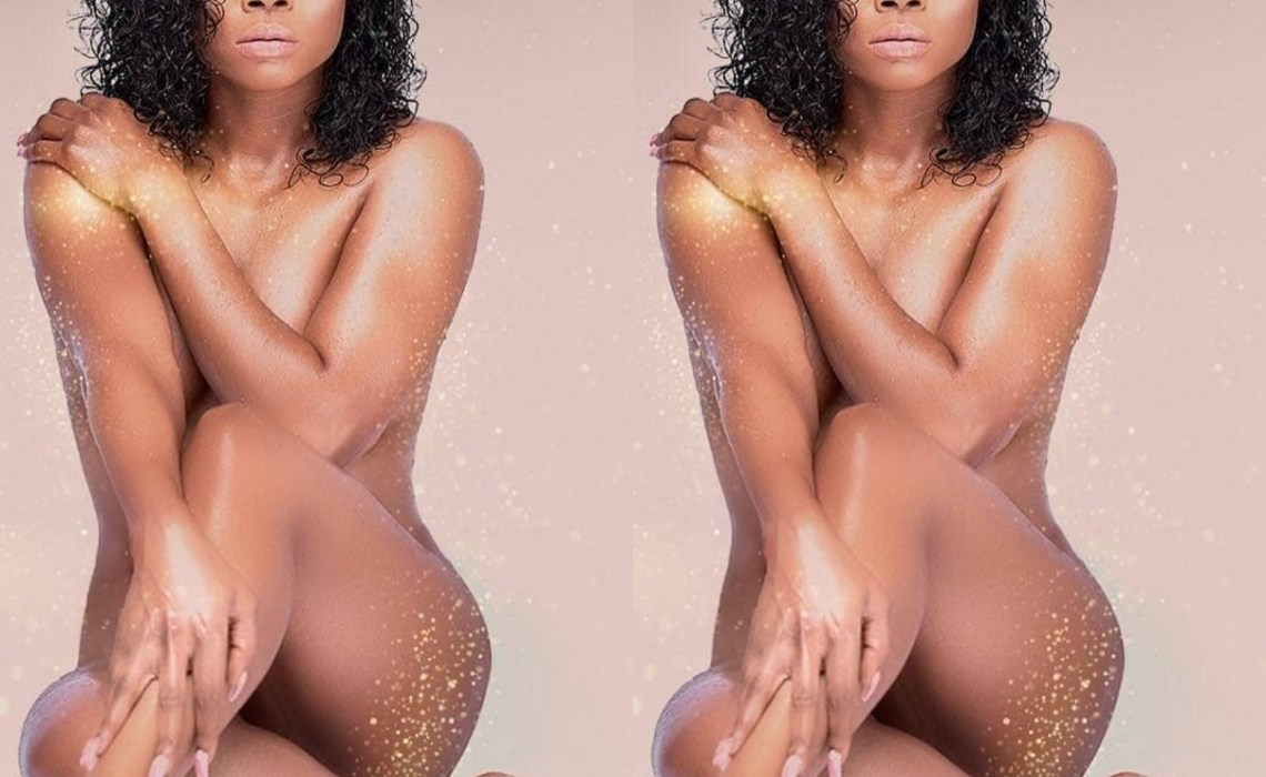 You're the biggest hypocrite -Fans slam Toke Makinwa over nude campaign