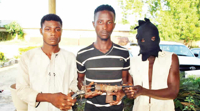 I use charms to steal motorcycles – Suspect