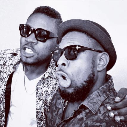 Nigerian musicians Timaya and K solo