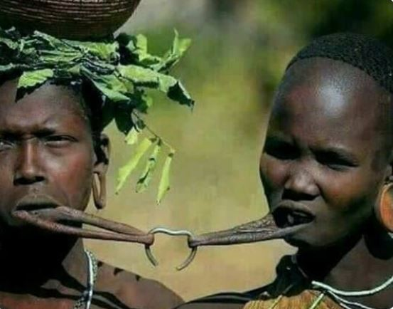 Bizzare form of marriage of a tribe in Kenya