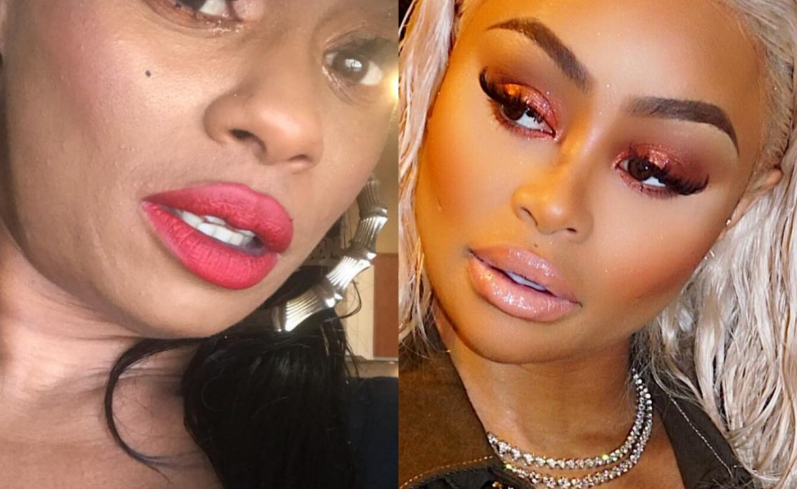 """Blac Chyna's mom eats her words calls her 'The best daughter ever"""""""