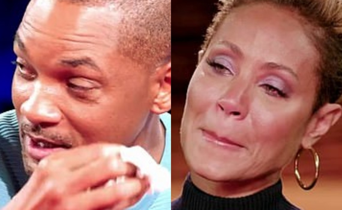 Will Smith weeps, reveals Jada cried for 45 days over 'failing marriage'