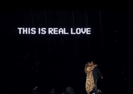 Beyonce pays sweet tribute to Jay -Z as OTR11 tour ends