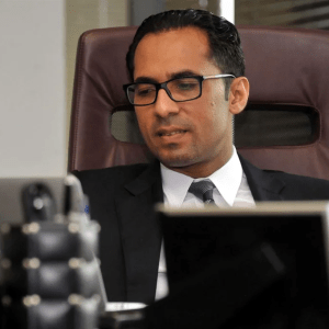 Africa's youngest billionaire, Mohammed Dewji