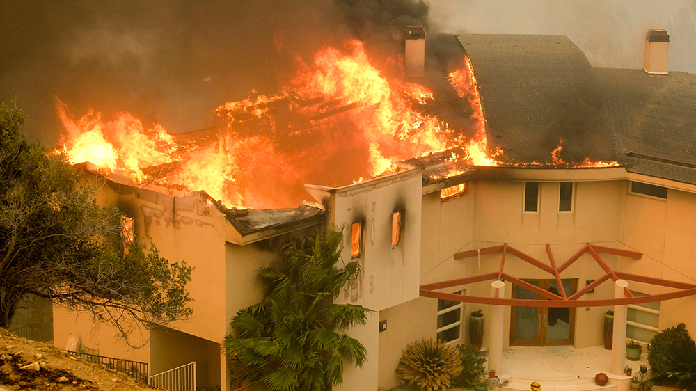 Jilted lover sets girlfriend's family members ablaze, kills 5 In Ondo
