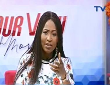 I trust my husband but I won't allow him bathe my daughter – TVC presenter