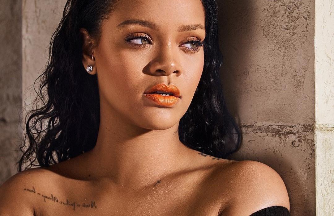 Rihanna captivates in new photos