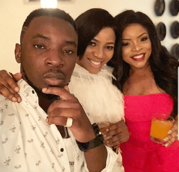 See photos from Laura Ikeji's husband's surprise birthday party